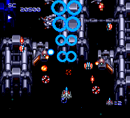 Super Star Soldier Screenshot 2