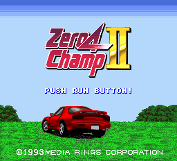 Play <b>Zero4 Champ II</b> Online