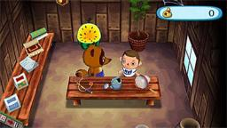 Animal Crossing: City Folk Screenshot 2