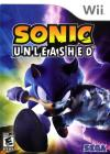 Sonic Unleashed Box Art Front