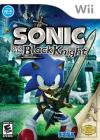 Sonic and the Black Knight Box Art Front
