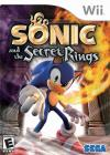 Sonic and the Secret Rings Box Art Front