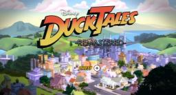 Duck Tales Remastered Title Screen