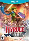 Hyrule Warriors Box Art Front