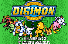 Digimon - Anode Tamer & Cathode Tamer - Veedramon Version
