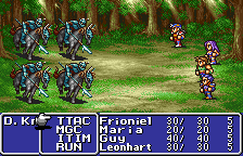 Final Fantasy II (english translation) Screenshot 1