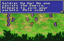 Final Fantasy II (english translation) Screenthot 2