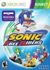 Sonic Free Riders Box Art Front