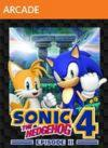 Sonic the Hedgehog 4: Episode 2 Boxart
