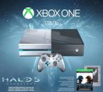 Xbox One 1TB - Halo 5: Guardians Bundle