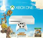 Xbox One Cirrus White - Sunset Overdrive Bundle