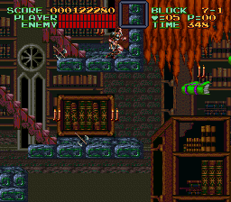 Super Castlevania IV - I have pushed myself - User Screenshot
