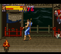 Final Fight 2 - whoa - User Screenshot