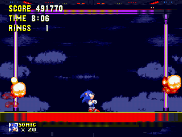 Sonic the Hedgehog 3 - not bad of a score  - User Screenshot