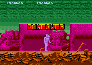 Altered Beast -  - User Screenshot