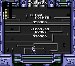 Mega Man - The Wily Wars - 4th fight - User Screenshot