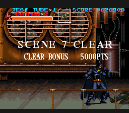 Batman Returns - Mayhem Mode - User Screenshot