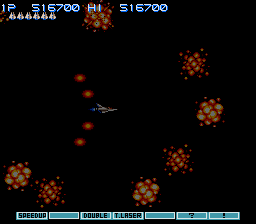 Gradius III - Beat the game - User Screenshot