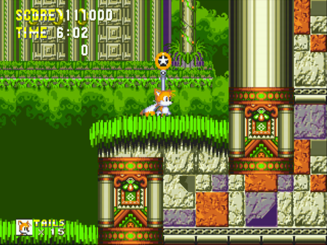 Sonic and Knuckles - u c me - User Screenshot