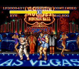 Street Fighter II - The World Warrior - i must win!!!!! - User Screenshot