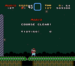 Super Mario World - yes - User Screenshot