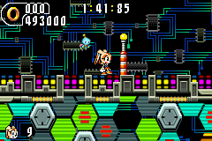 Sonic Advance 2 - i quit - User Screenshot
