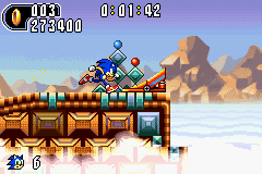 Sonic Advance 2 - Good, I guess... - User Screenshot