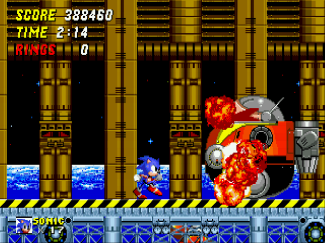 Sonic the Hedgehog 2 - Epic Pwnage - User Screenshot