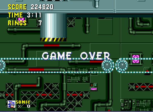 Sonic the Hedgehog - I pwned Mechus lol - User Screenshot