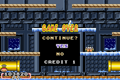 Mario & Luigi - Superstar Saga - try to beat me - User Screenshot