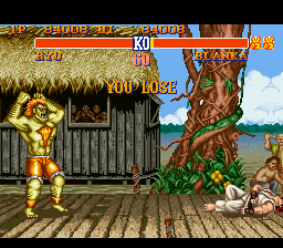 Street Fighter II - The World Warrior - I\