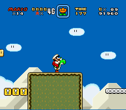 Super Mario World - yeah - User Screenshot