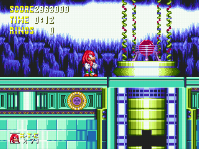 Sonic 3 Complete - CLASSIC SONIC RULEZ - User Screenshot