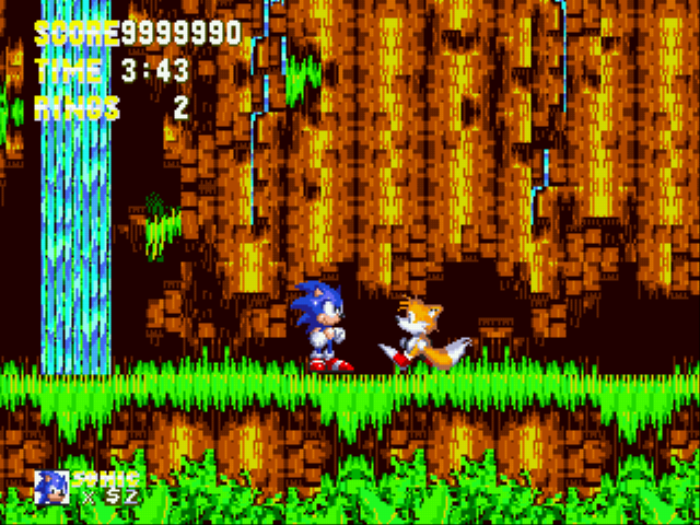 Sonic and Knuckles & Sonic 3 - sonic X $2? - User Screenshot