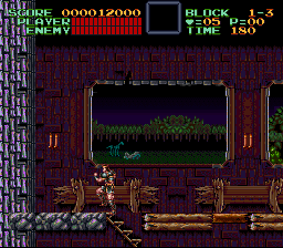Super Castlevania IV - es mas de 8000 - User Screenshot