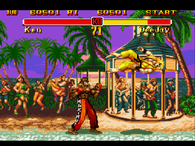 Super Street Fighter II - soy la hostia - User Screenshot