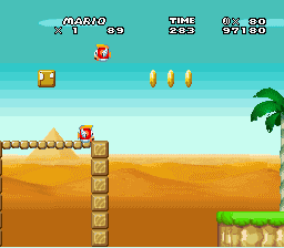 New Retro Mario Bros - Mama mia - User Screenshot