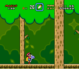 Super Mario World - 4° place gogo 2° - User Screenshot