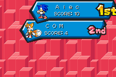 Sonic Battle -  - User Screenshot