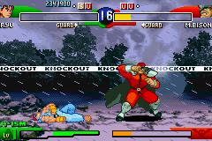 Street Fighter Alpha 3 -  - User Screenshot