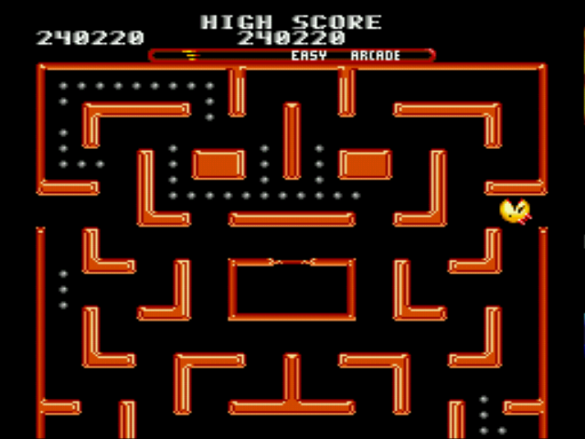 Ms Pac-Man -  - User Screenshot