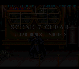 Batman Returns - Barely got the shot. - User Screenshot