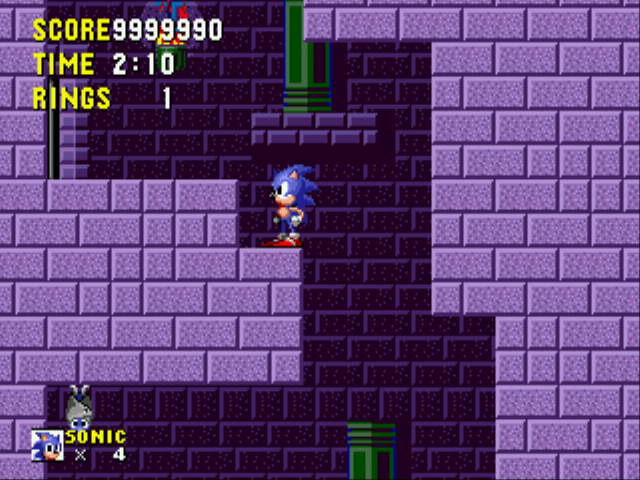 Sonic the Hedgehog - Never again. - User Screenshot