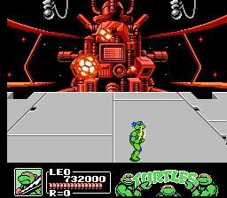 Teenage Mutant Ninja Turtles III -  - User Screenshot