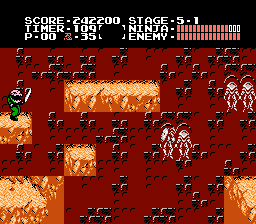 Ninja Gaiden -  - User Screenshot