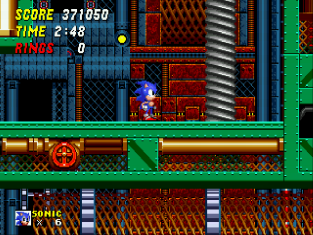 Sonic the Hedgehog 2 - I don\