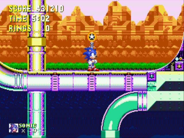 Sonic the Hedgehog 3 - Best In The World - User Screenshot