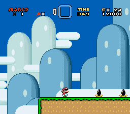 Kaizo Mario World - Frickin lag. - User Screenshot