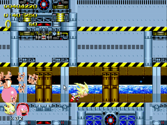 Sonic 2 Heroes - better than last try - User Screenshot