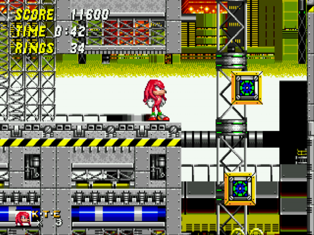 Sonic and Knuckles & Sonic 2 - oh yeah biatch - User Screenshot